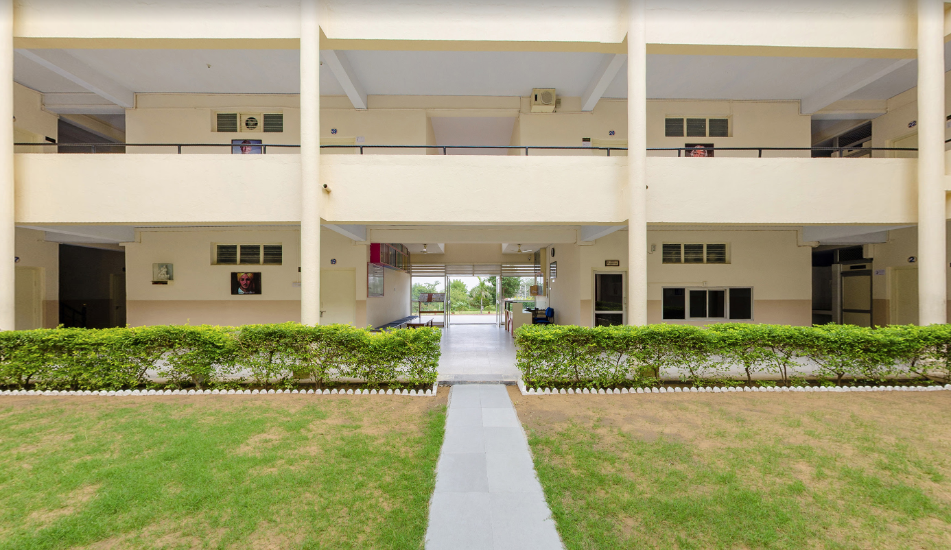 Center of School